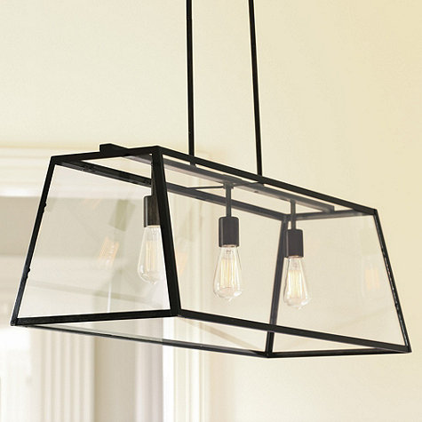 Eldridge Rectangular Chandelier By Ballard Designs