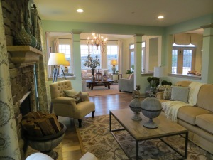 Neutral Family Room